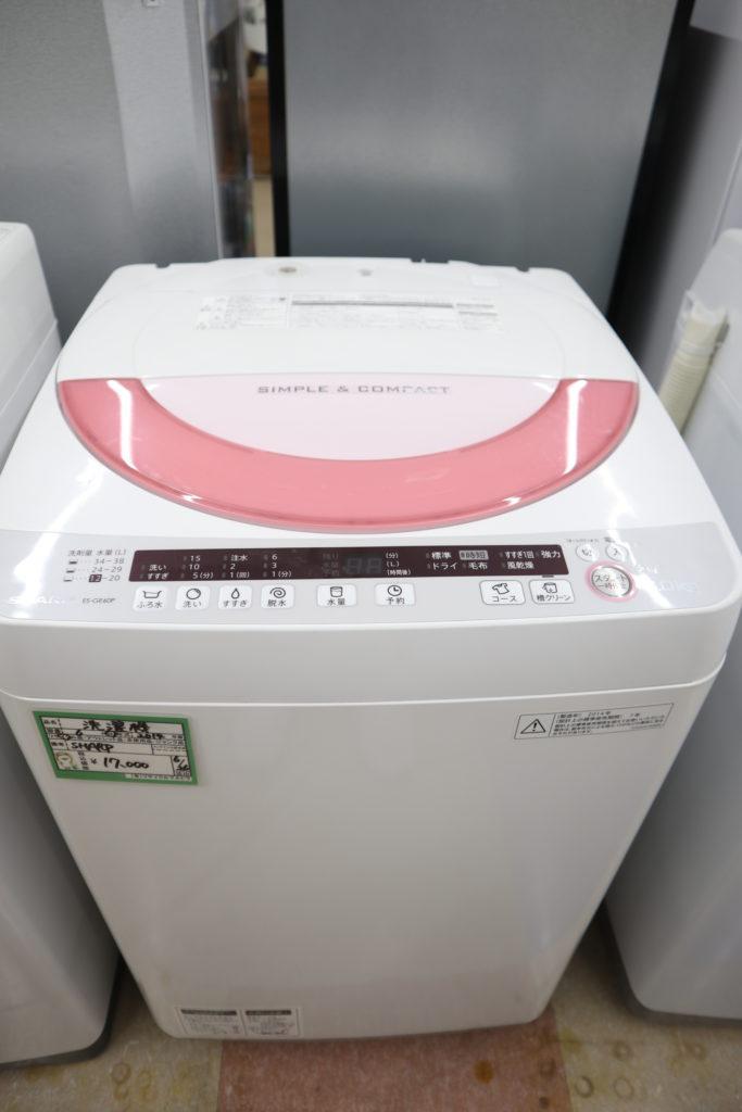 今週のおすすめ洗濯機♪